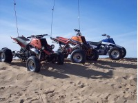 Rippen's Duner 440's and Jeepman380's rides!!!
