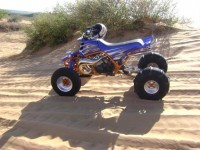 Zach's 4mm in LS dunes.