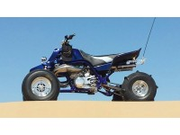 Brian's F.A.S.T. Racing 521cc Super Serval at Glamis.