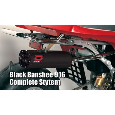 DMC Banshee Black 916 Complete System