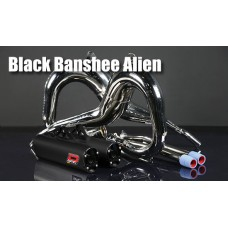 DMC Banshee Black Alien Exhaust