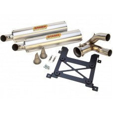Sparks Racing X-6 Exhaust System Polaris 2014 RZR 1000 XP / XP4