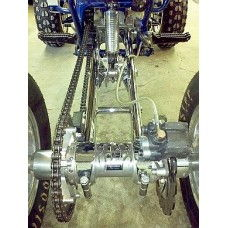 Swing Arm - Banshee - Oval / Round