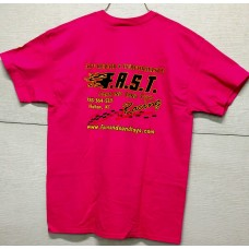 F.A.S.T. Wear T-Shirt - Pink