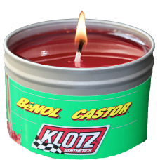 Klotz Candle Benol 8 oz. Tin