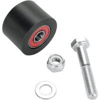 Sealed Chain Roller 34 x 24mm - Black