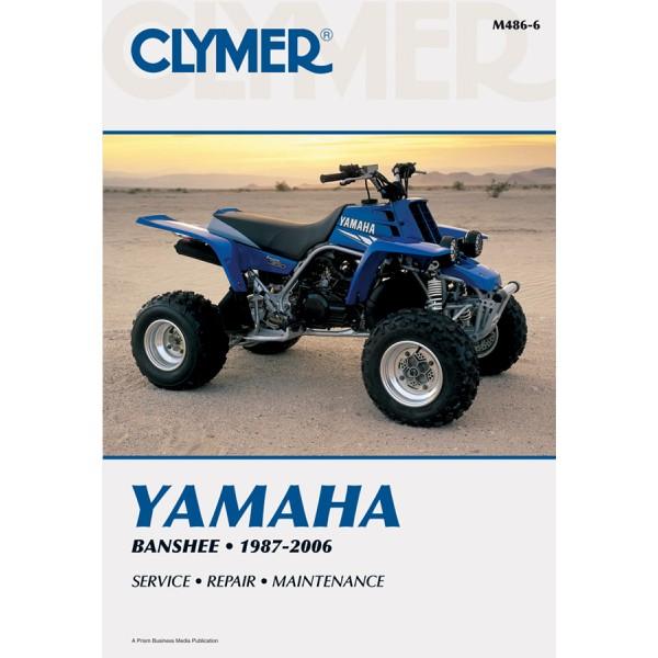 clymer manual banshee. Black Bedroom Furniture Sets. Home Design Ideas