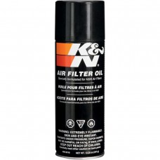 K&N Air Filter Oil fl 12 oz