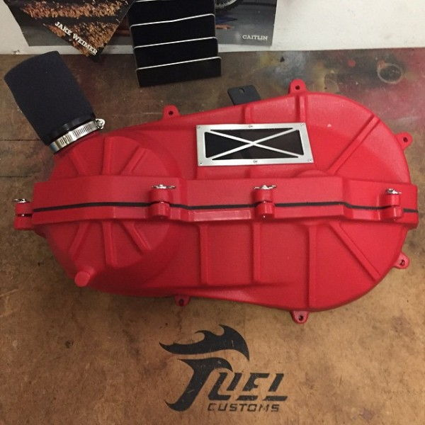 Fci Polaris Rzr High Flow Clutch Enclosure