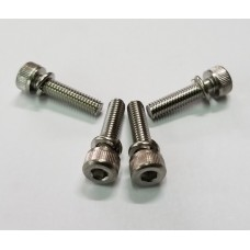 Carburetor Bowl Screws 4pk