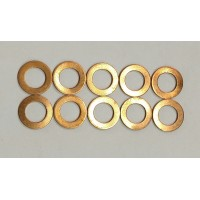 Copper Washers 10-Pack