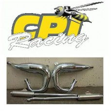 CPI - Chrome Inframe Pipes