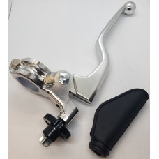 EZ Pull Clutch Lever/Perch W/Quick Adjust-Billet