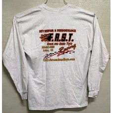 F.A.S.T. Wear T-Shirt - Grey - Long Sleeve