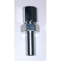 Cable Adjuster Screw with Locknut - Blaster / Banshee / PWK